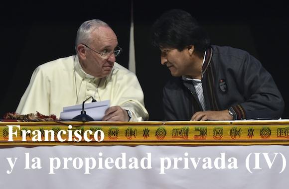 ¿Plagio? ¿Manipulación? ¿Prestidigitación?: Francisco y su peculiar concepto de propiedad privada (IV... Conclusiones)